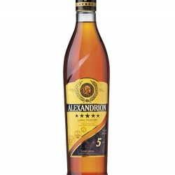 Alexandrion 5 Star 70cl
