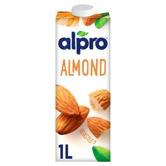 Alpro Almond Longlife Milk Alternative 1L