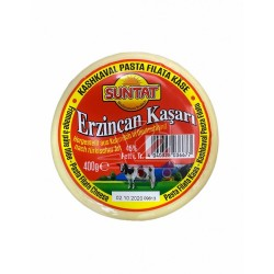 Suntat Erzincam Kashkaval Semi Soft Cheese 400G