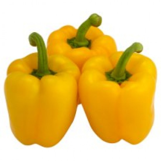 Yellow Bell Peppers- Each