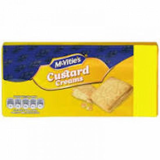 Mcvities Custard Creams Biscuits 300G