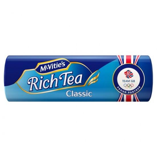 Mcvities Rich Tea Biscuits 300G